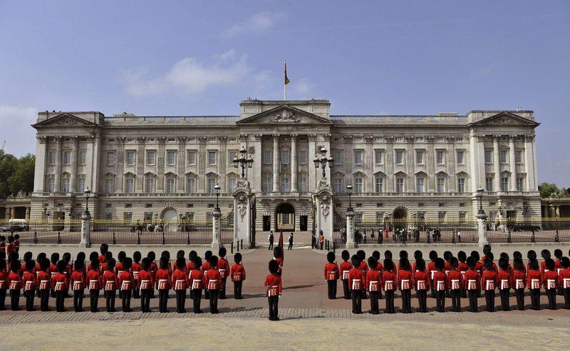 Cambio de Guardia - Londres