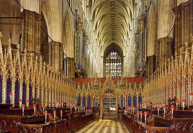 Abadía de Webmister - Londres